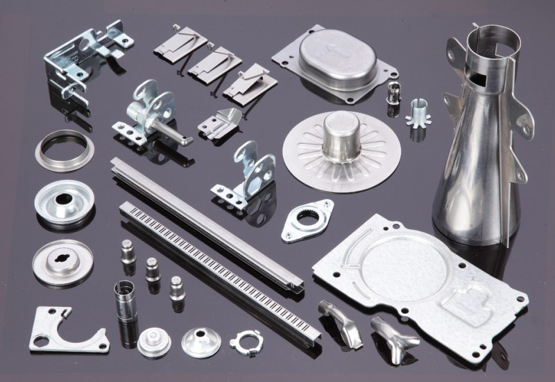 Stanzen Fertigungsverfahren Gmp Minuterie Metalliche