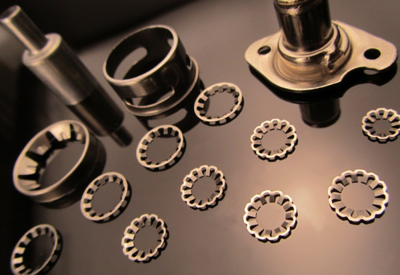 Metal Punching Process | GMP Minuterie Metalliche